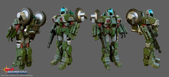 Full Ride Armor Mospeada