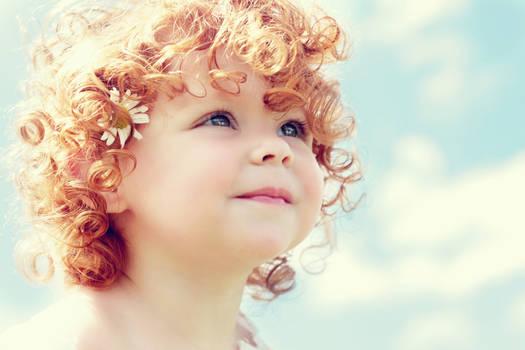 eyes full of sunshine