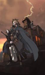 KING EDGAR RONI FIGARO by aribuwana