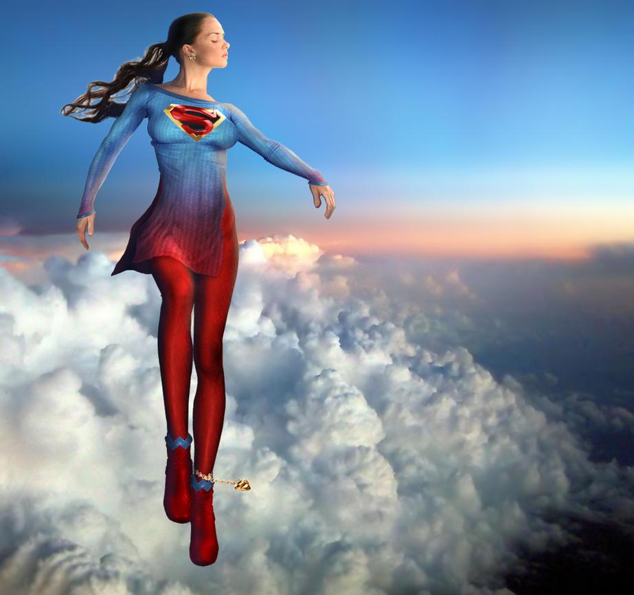 dark supergirl wallpaper - photo #26