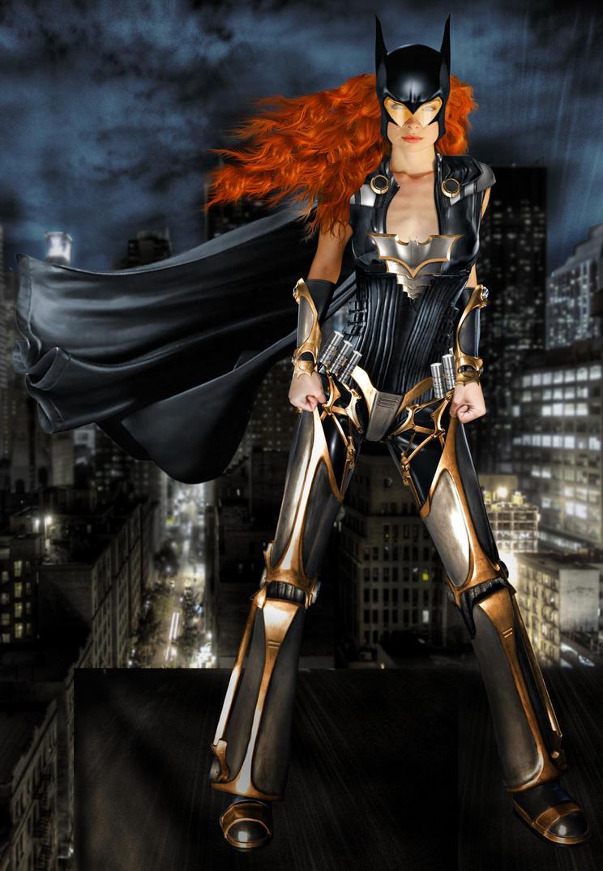 Batgirl reloaded by cmeza