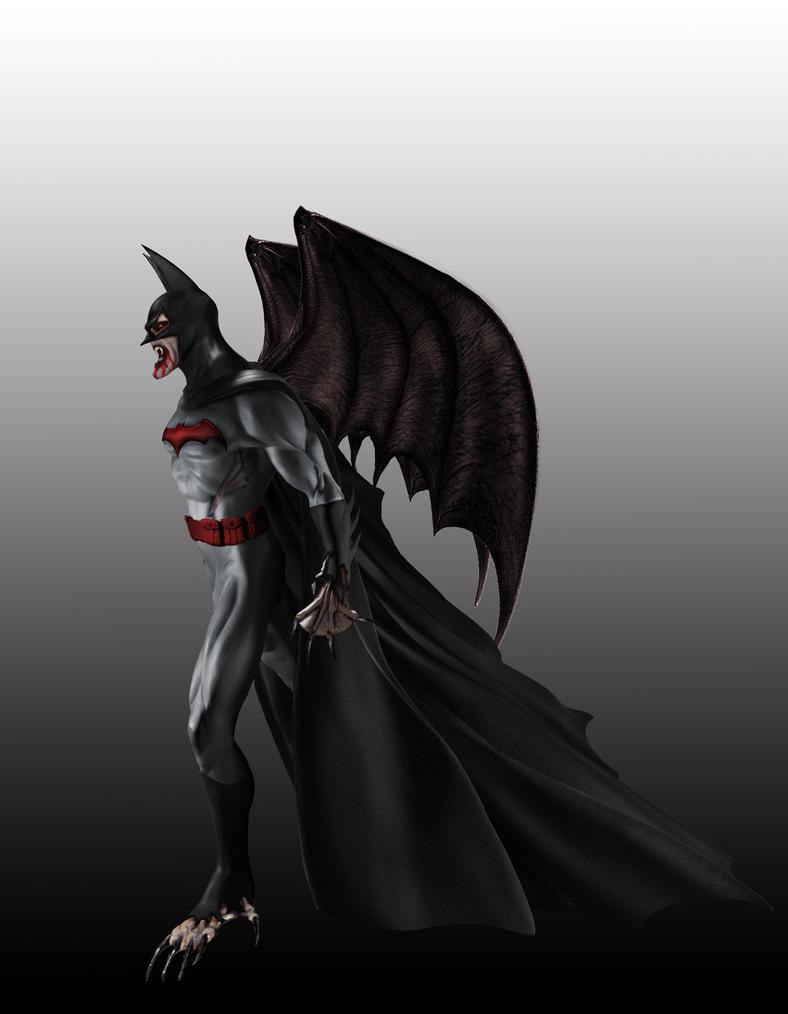 bat vamp by cmeza