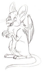 WIP - Griffin Mouse