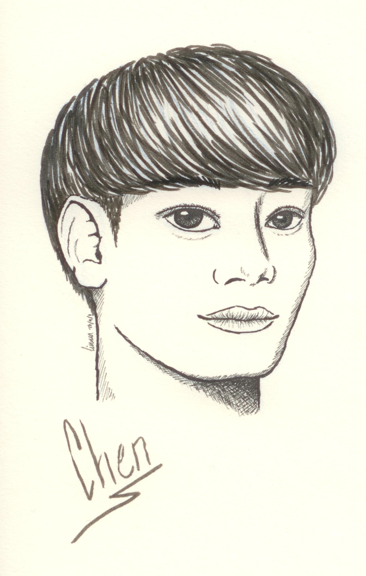 Chen by FallenTwin