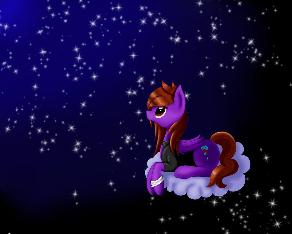 Stargazing by Glitter-Stitch