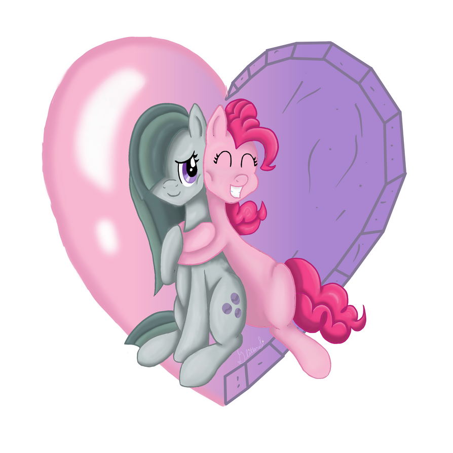 Hugs And Cuddles, Sisterly Love by Glitter-Stitch