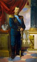 Emperor Nikolai II