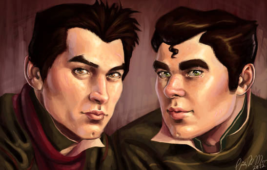 The Eyebrow Brothers