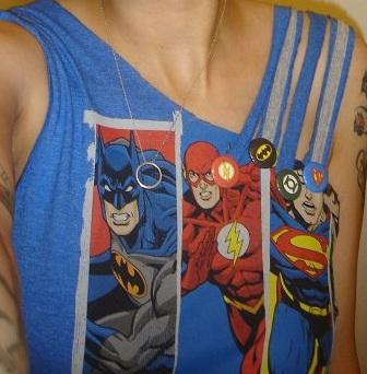 Tshirt Mod by iheart8bit