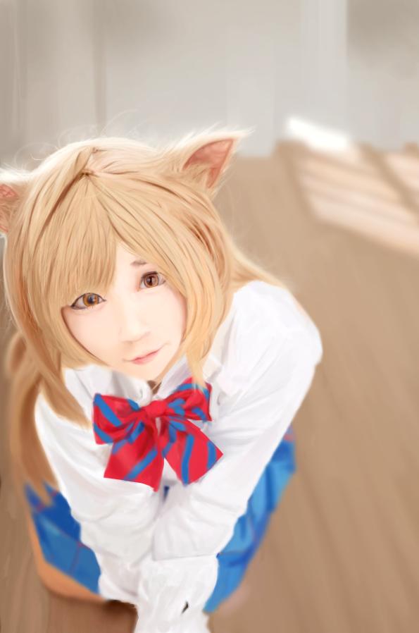 @_Mimineko Photo Study by Kohou