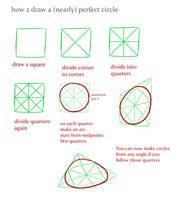 Tip how 2 draw circle by parangsakti