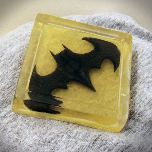 Bat soap by Phe-chan