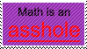 sry I'm a Math-Hater by digiNinA