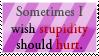 stupidity by digiNinA