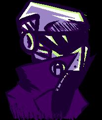 Cyborg  by LordLollipop