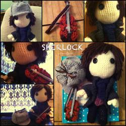 Sherlock Sackboy