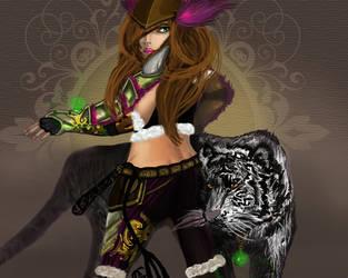 Beast Trainer fanart by Onirke
