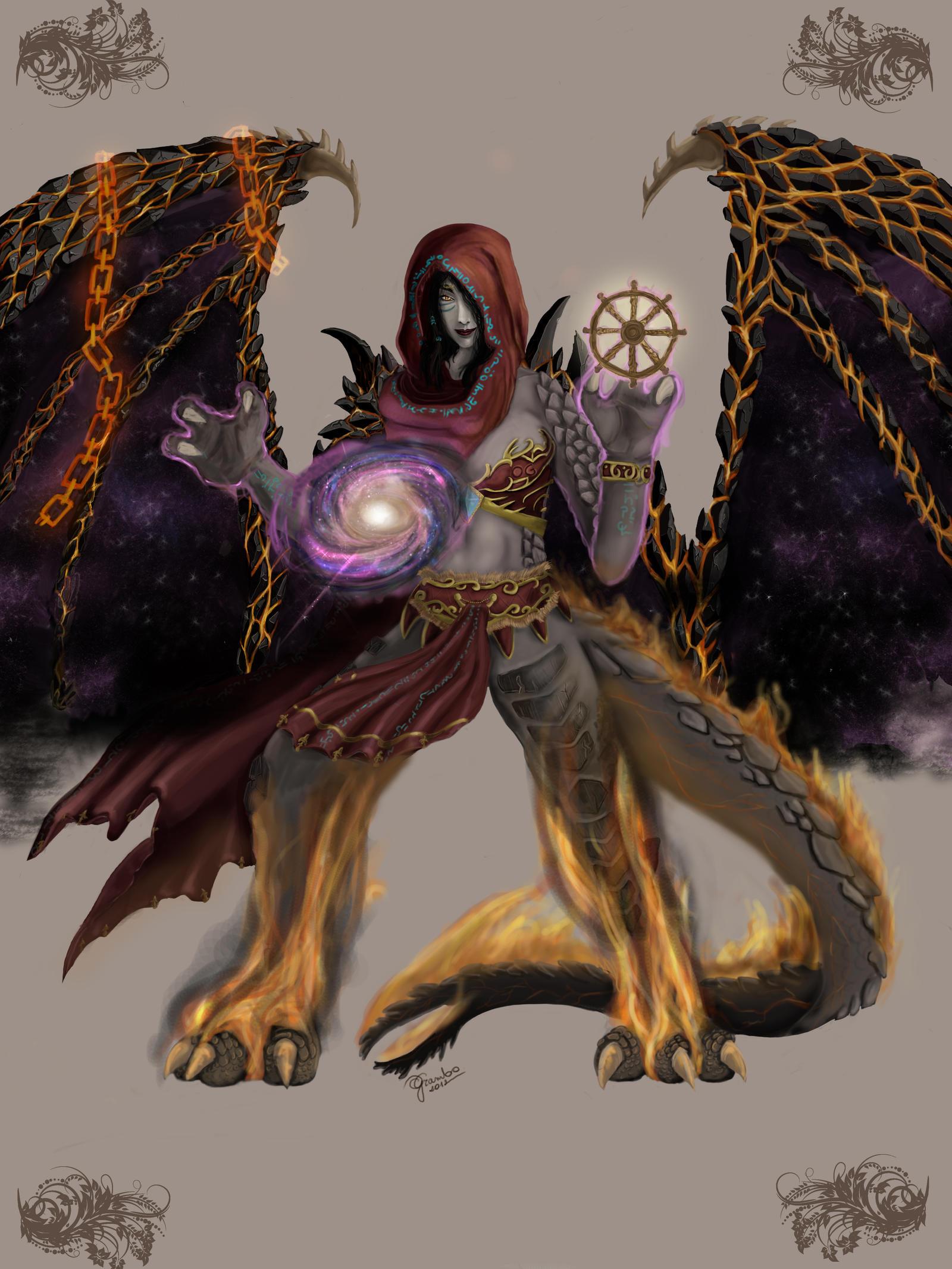 dragon disciple by onirke on deviantart