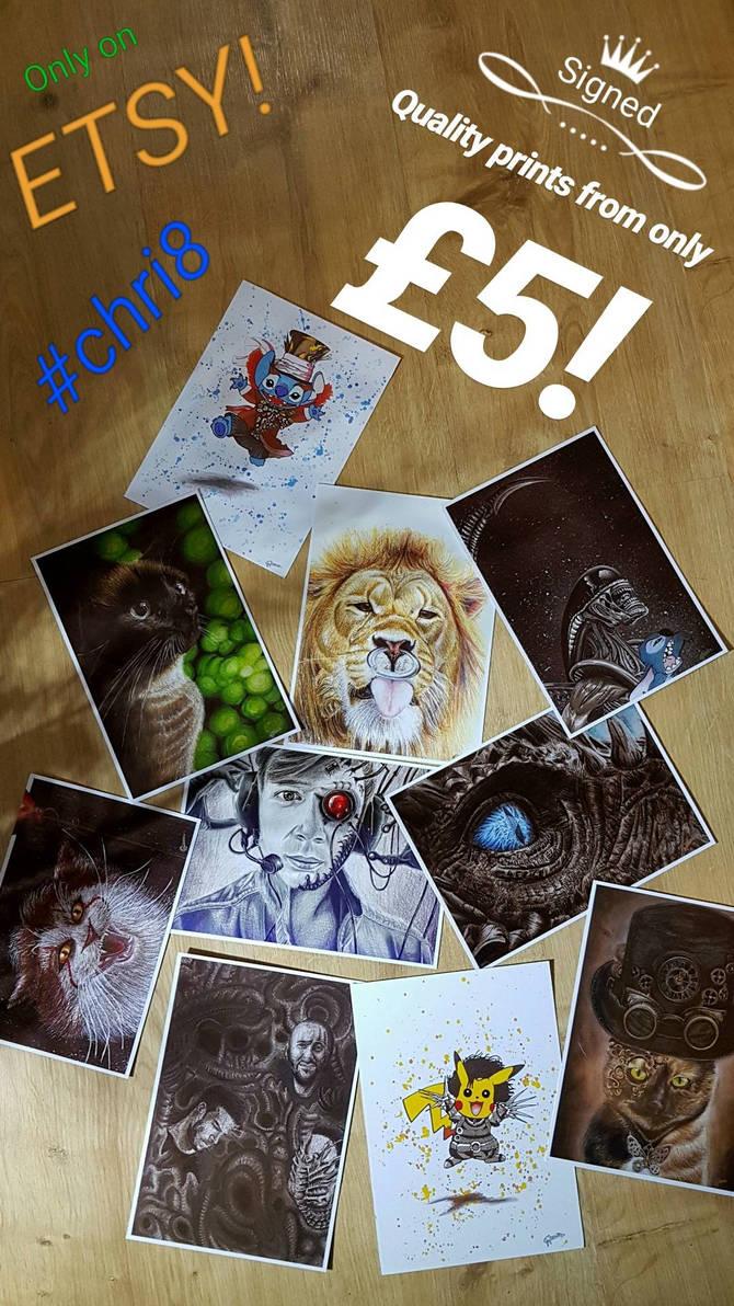 prints!  by Chri8