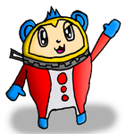 Teddie is in The House Y'all!