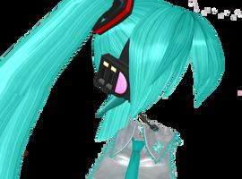 Hatsune Miku Template by Wo0oooo0my