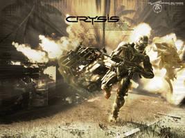 Crysis EA Contest Wallpaper