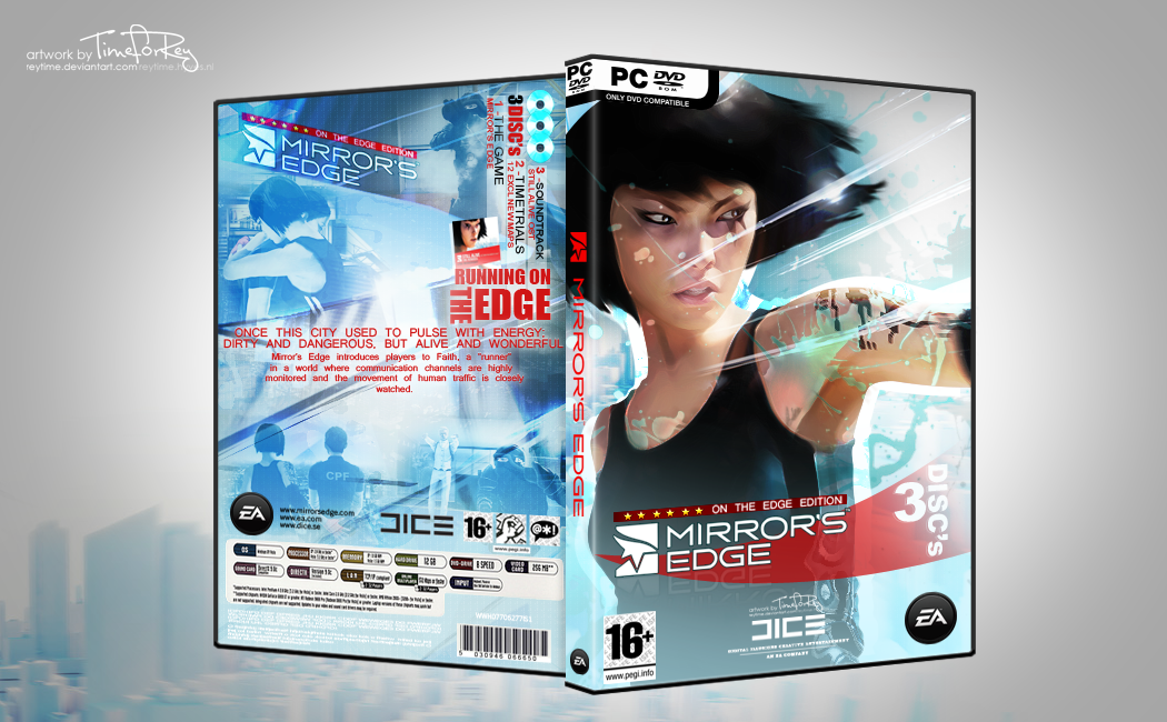 Mirror's Edge: OTE Edition by reytime