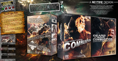 Gears of War: Combustion 1