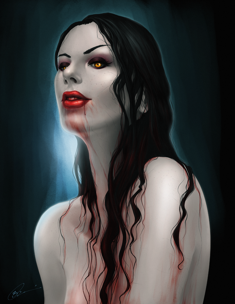Vampyren Redone by MetGod