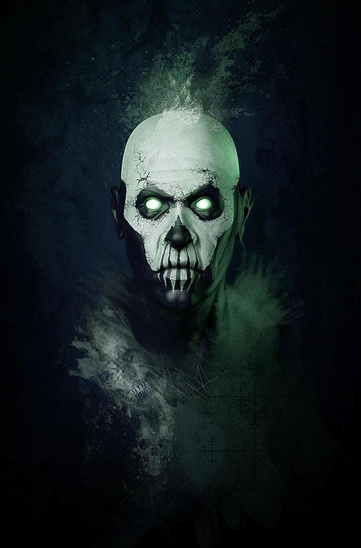 Voodoo 2.0 by MetGod
