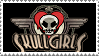 Skullgirls stamp by XxOrangeswirlxX