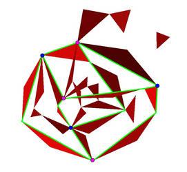 Pythagorean Triple Hypergraph
