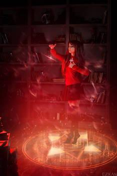 Fate/Stay Night | Tohsaka Rin Cosplay