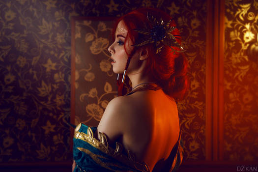 The Witcher 3| Triss Merigold cosplay