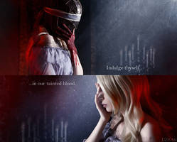 Bloodborne | Annalise, Queen of the Vileb by Dzikan