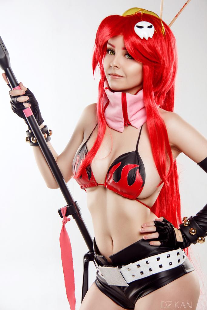 Tengen Toppa Gurren Lagann | Yoko cosplay by Dzikan