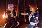 Dead Or Alive 5 | Kasumi and Ayane Cosplay