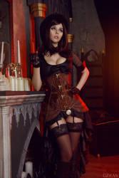 Steampunk by Dzikan