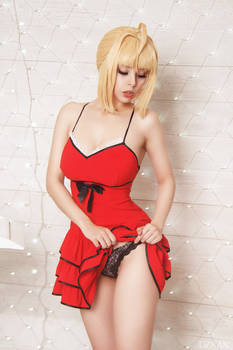 Fate/Extra   Saber Nero [ Pin-Up ]