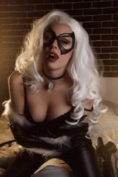 Black Cat   marvel cosplay