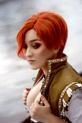Shani   The Witcher 3 Hearts of Stone by Dzikan