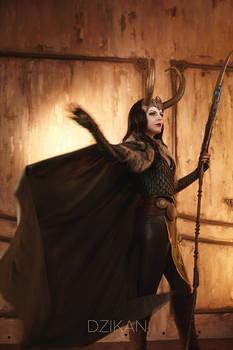 Loki | Marvel [Female version]