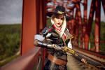 Ashe | Overwatch cosplay