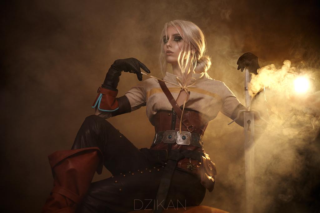 Cirilla Fiona Elen Riannon - Ciri |witcher cosplay