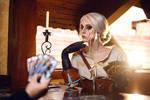 Cirilla Fiona Elen Riannon - Ciri | witcher