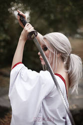 Samurai Ciri | witcher original cosplay