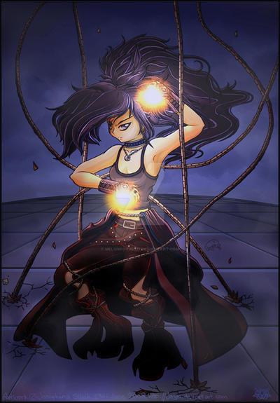 Nene - The Forsaken by MelonFoxJozei