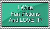 Stamp : Love Fanfictions by MelonFoxJozei