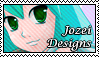 Self Stamp - JozeiDesigns 1 by MelonFoxJozei