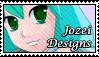 Self Stamp - JozeiDesigns 1 by JozeiDesigns